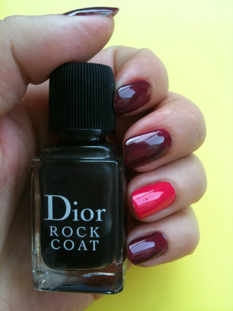 Vernis Glo Baby Glo Primark et Dior