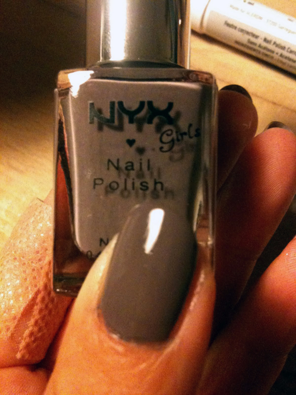 NYX - The Taupe