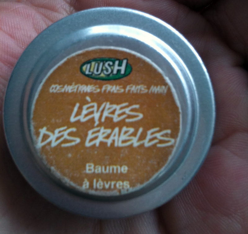 Lèvres des érables - Lush