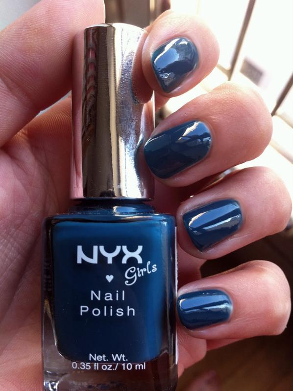NYX - Indigo Blue