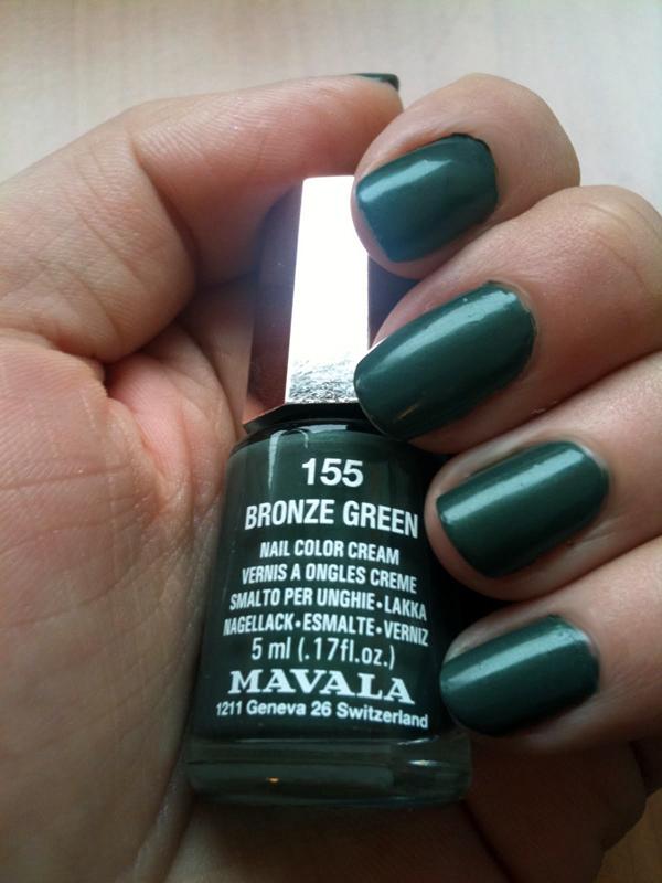 Mavala - Bronze Green