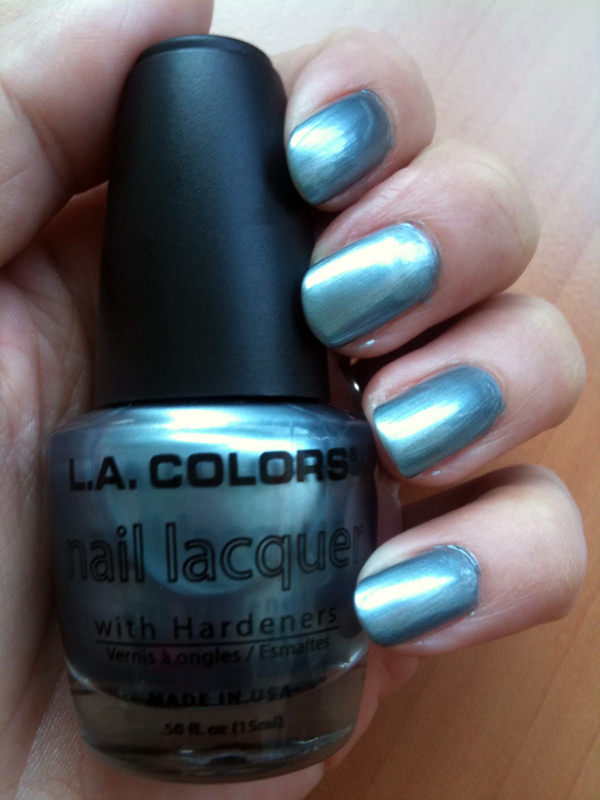 LA Colors - Dark Gray