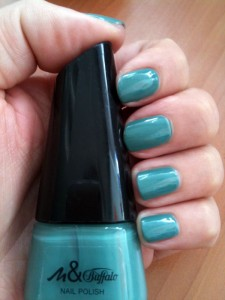 vernis vert canard