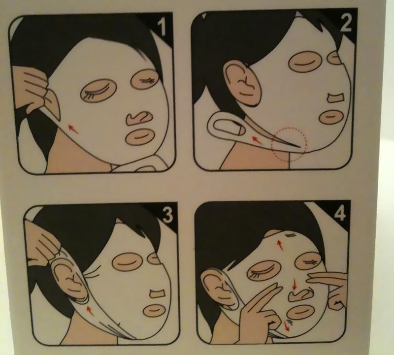 Masque Lotion - Emploi
