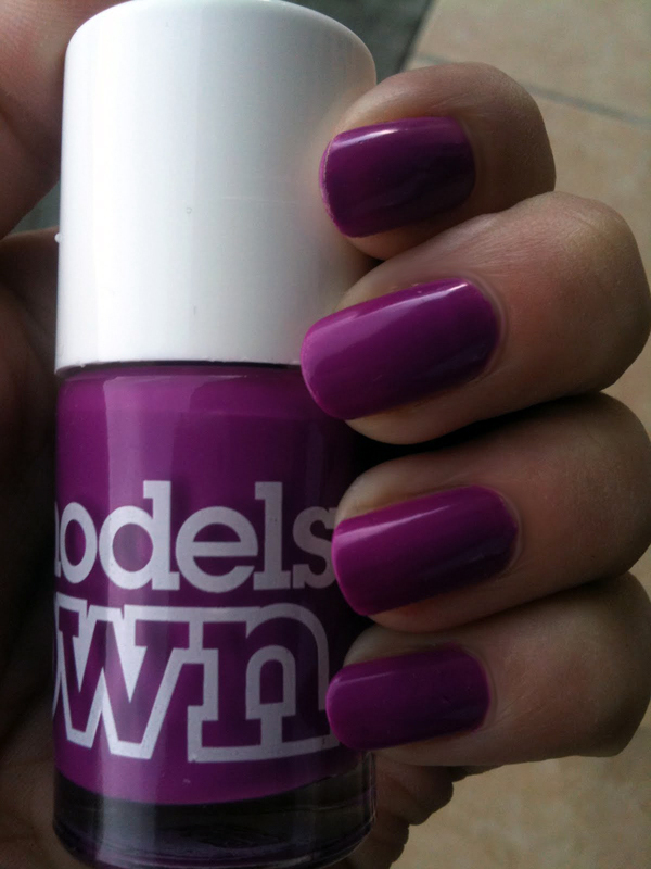 ModelsOwn - Purple Poppy