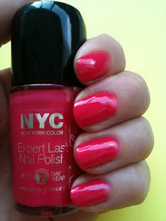 NYC - Permanent Pink