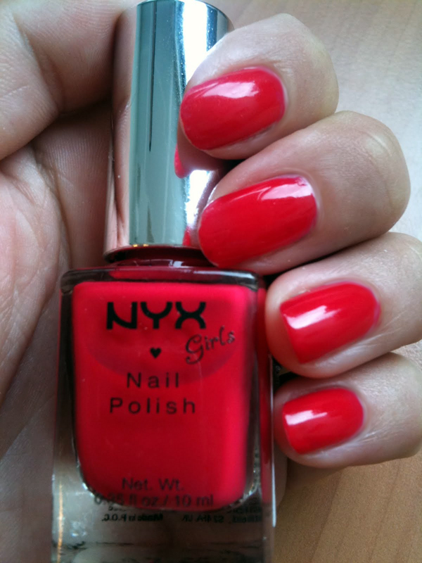 NYX - Cranberry Red
