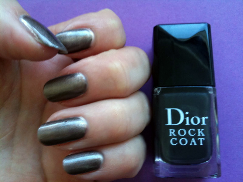 ModelsOwn Champagne + Rock Coat Dior