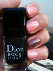Catrice Ultimate Nude et Rock Coat de Dior