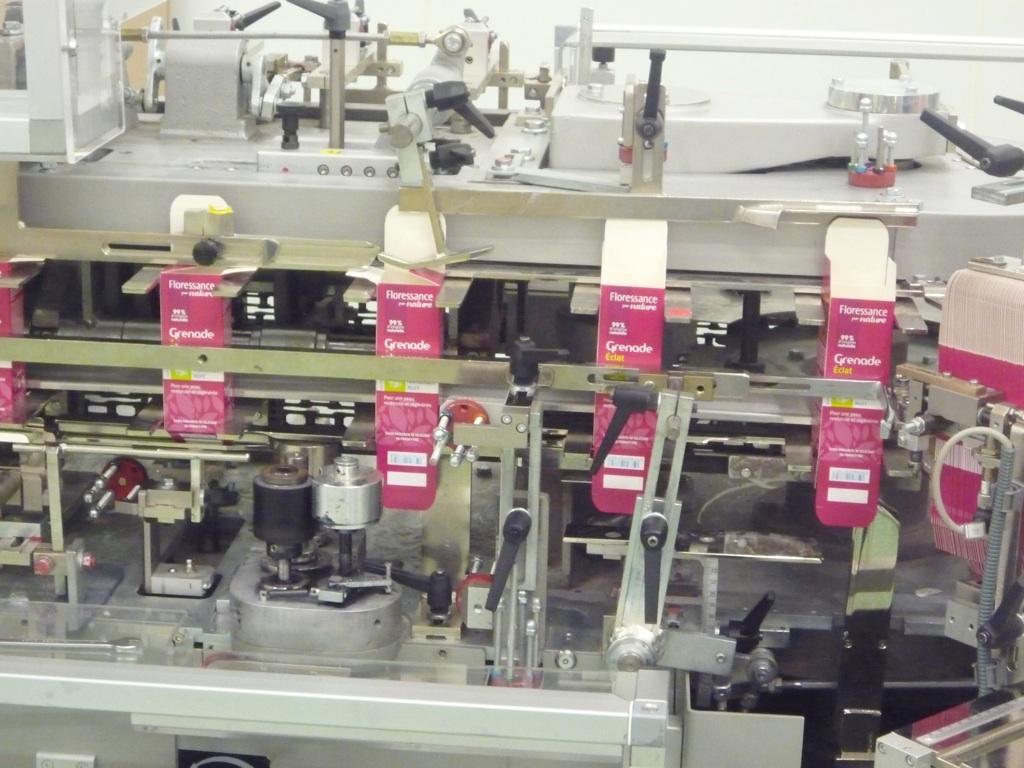 SoBio Machine boîtes