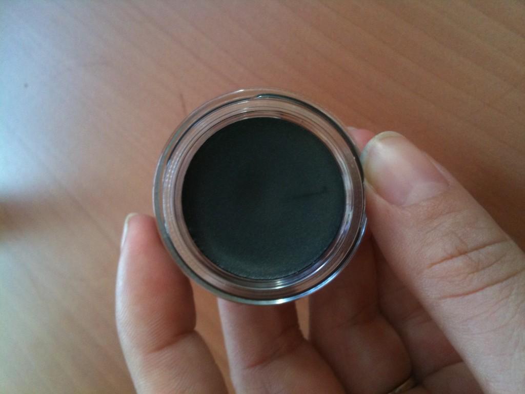 ombre crème noire en base