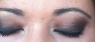 maquillage d'automne MAC