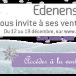 Flash Info : Vente Privée Edenens