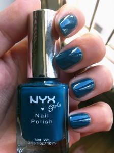 Parce que le bleu indigo, c'est pas évident au boulot, mais c'est trop beau