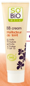 BB Cream SoBIO - focus BB cream