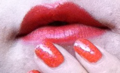 Punch drunk UD et Orange Sinful Colors