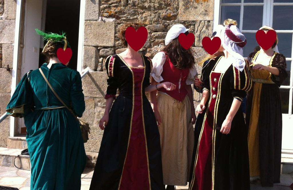 fête des remparts Dinan
