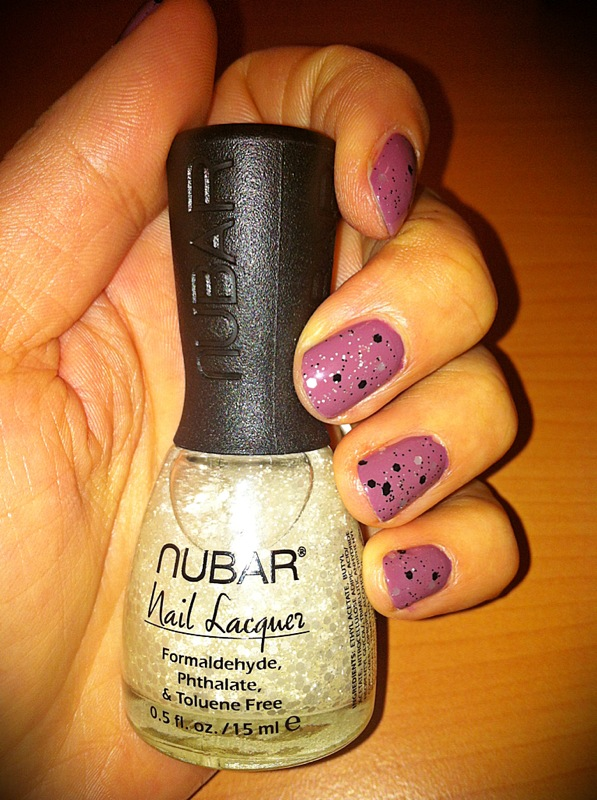 Butter London Toff +White Polka Dot