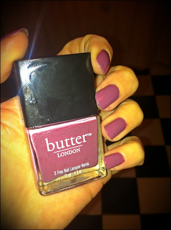 Butter London Toff