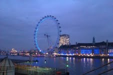 (Je triche, c'est Copine de Londres qui m'a envoyé cette photo après mon retour, héhé)