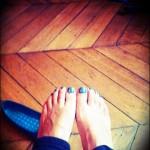 La fille qui avait un nouveau vice (ou «Histoires de Beauté des pieds»)