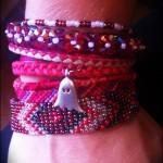 Hipanema DIY, Perles de rocaille, Métier à tisser, Breloques rigolotes…