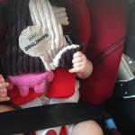 Voyager avec un bébé (aka : le périple)