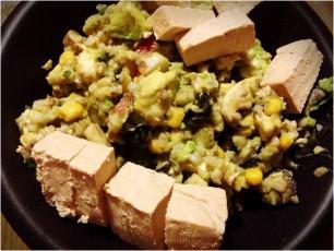 salade d'orge