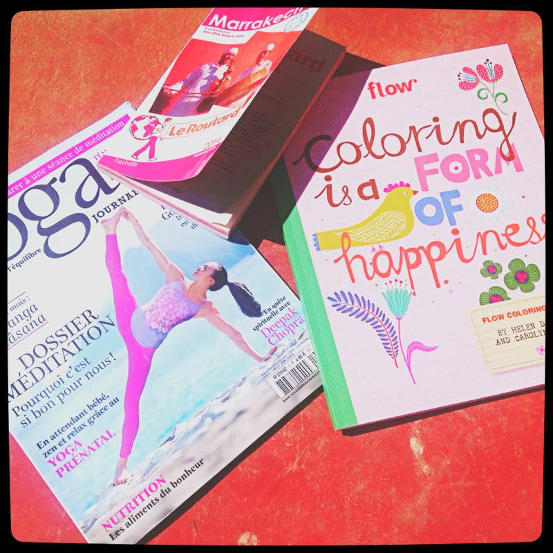 Retraite de yoga marrakech smootheries - Coup de soleil en anglais ...