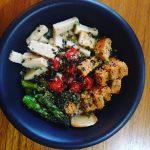 Porridge salé ou Le repas facile et délicieux