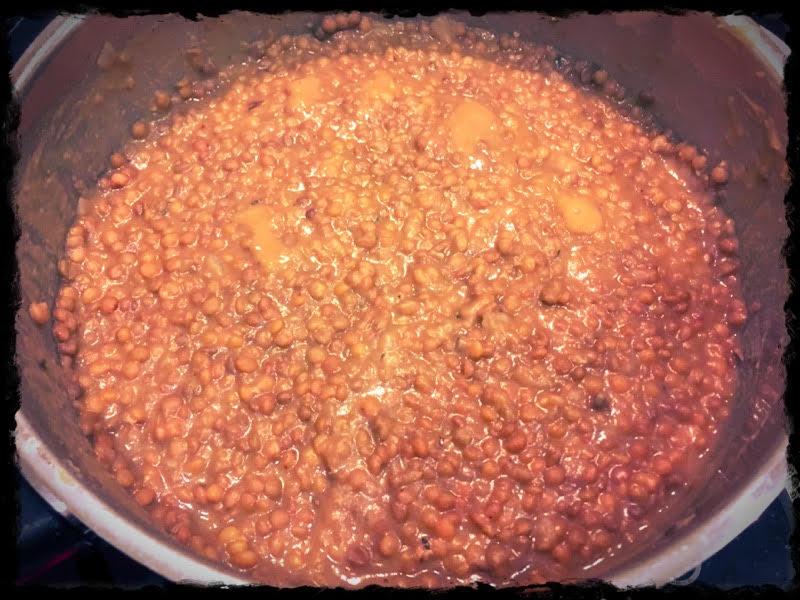 Lentilles in progress