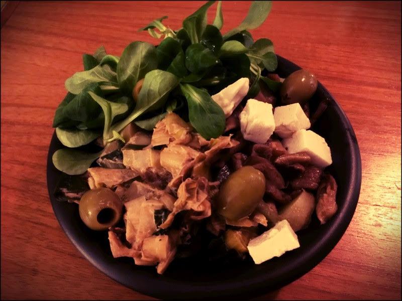 The Patate Bowl (par une soirée d'hiver)