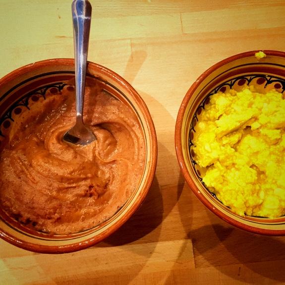 Soupe haricots rouges vegan