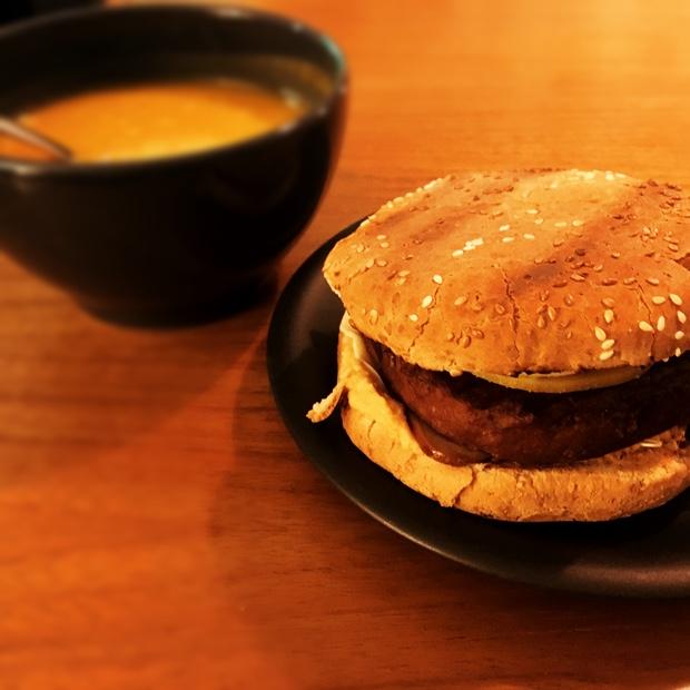 burger vegan express