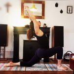 Ma semaine de yoga # Fièvre et longue transition