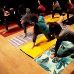 Ma semaine de yoga # Le lâcher-prise