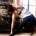Ma semaine de yoga # Noël !