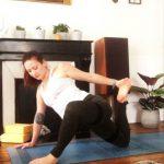 Ma semaine de yoga # La vie de free lance