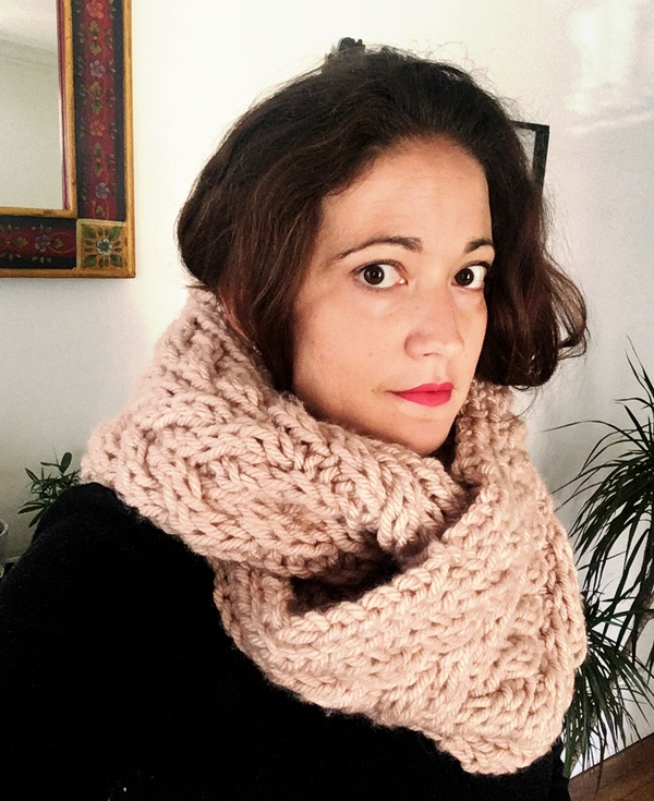 masxi snood sans laine