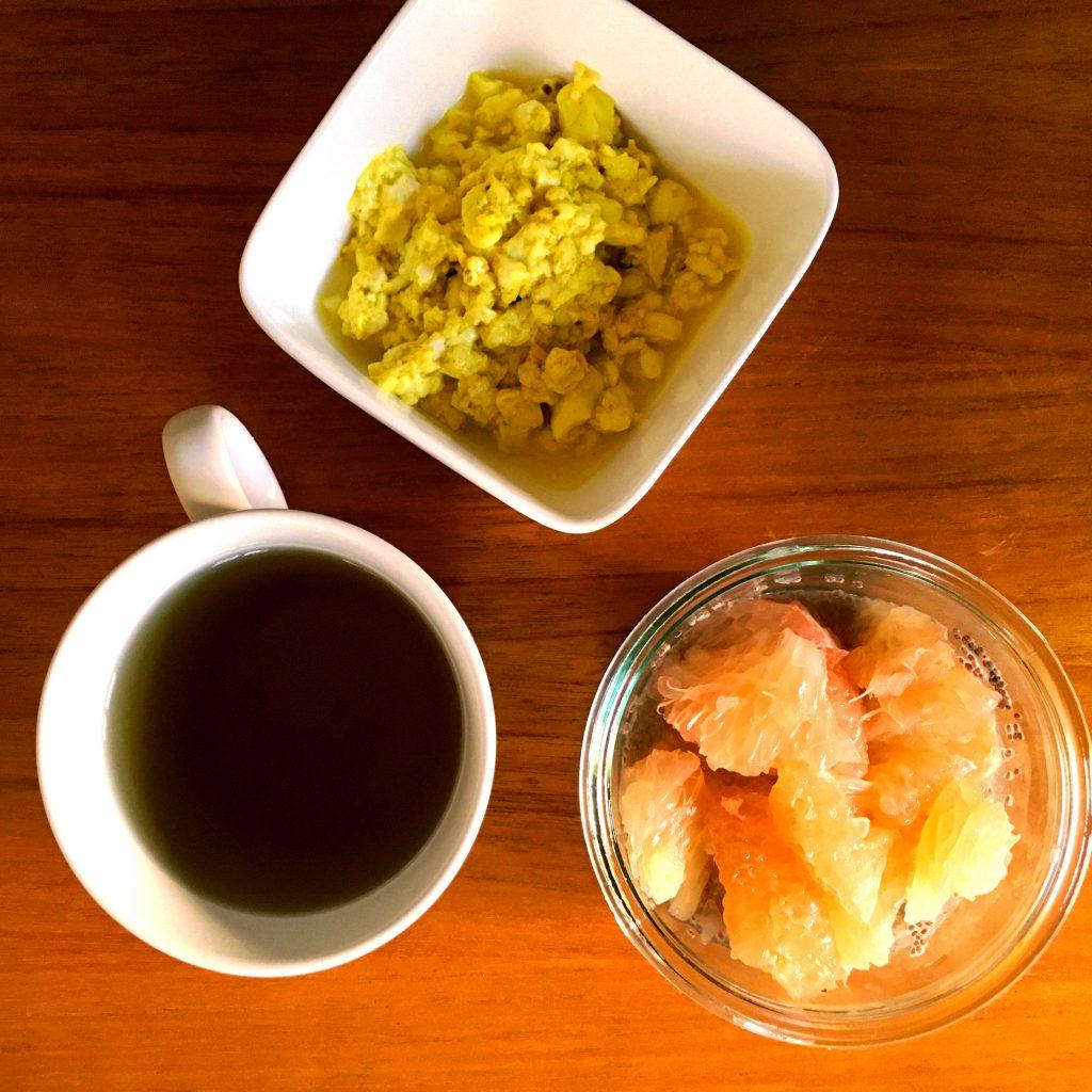 detox petit dejeuner